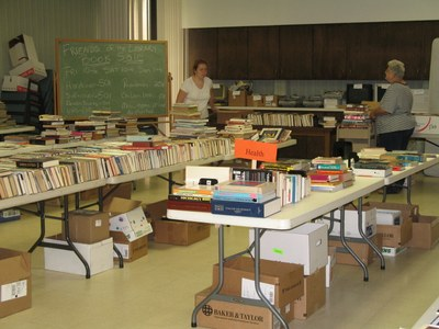 Friends of the Library Annual Book Sale 2018