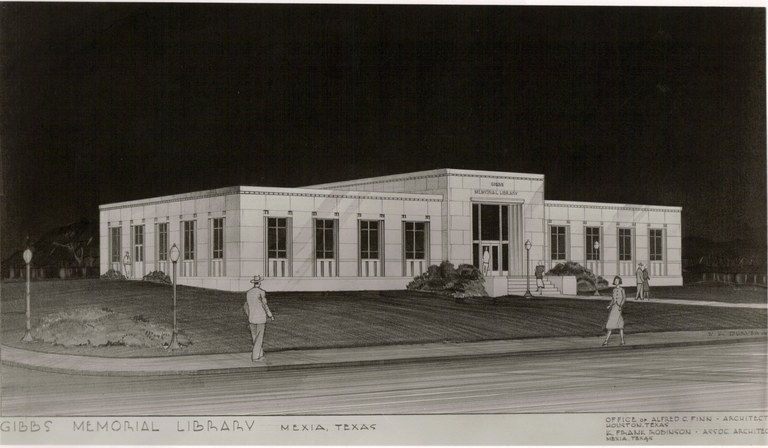 Gibbs Memorial Library