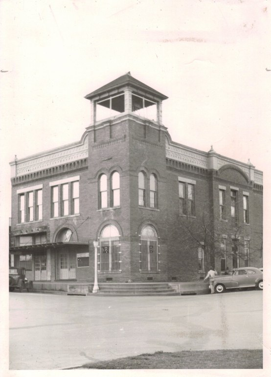 Old Mexia City Hall